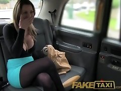 FakeTaxi Marvelous blonde with huge tits