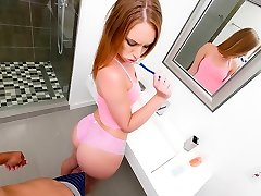 Daisy Stone in Beyond Stepbro And Sis - SisLovesMe