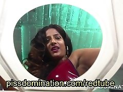Bossy Delilah Femdom Human Toilet Point Of View