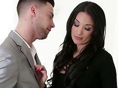Smoking torrid Anissa Kate banged brutally in Erotica X video