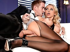 Alix Lynx & Danny D in Daddys Toughest Worker - Brazzers