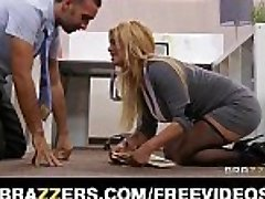 Office tramp Shyla Stylez gets a good fuck to release tension