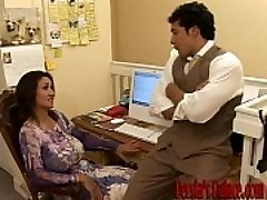 Persia Monir - Office romp