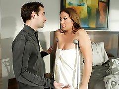 Logan Pierce in Shower Safety - SweetSinner