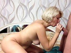 homemade, wonderful mature couple in a super-steamy clip