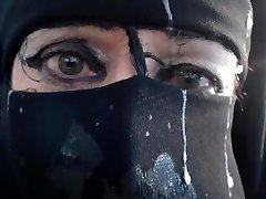 facial niqab