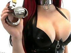 Dani Divine BDSM Latex Fetish