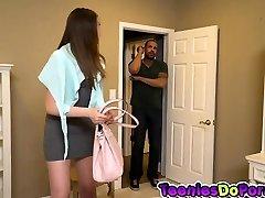 Teenager Russian Housekeeper Elena Koshka Will Do Extra Service