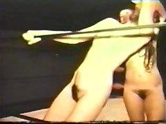 Vintage Nude Grappling 2