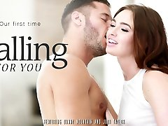 Jodi Taylor & Danny Mountain in Falling For You Movie