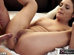 Twenty-oneNaturals Loving Anal Sex with Russian