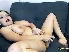 Midget Female So Kinky and So Horny
