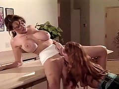 Brittany O�Connell and Her Girlfriend Engage in Voluptuous Titty Play