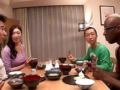 Awesome Japanese dame Reiko Kobayakawa in Best big dick, immense tits JAV clip