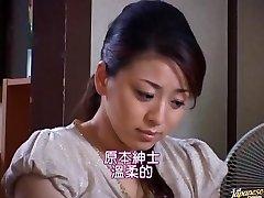 Busty Mummy Reiko Yamaguchi Gets Smashed Doggy Style