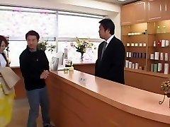 Best Asian slut Azusa Ito in Exotic Massage, Duo JAV video