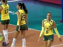 chicks voley hottt ( gold) 7