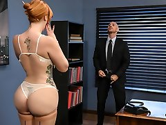 Lauren Phillips & Johnny Sins in The New Damsel: Part 1 - Brazzers