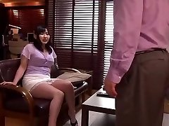 Megumi Haruka in Torn Up by my Husbands Manager part 2