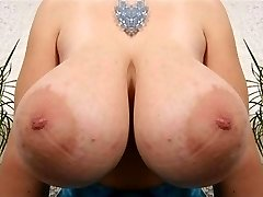 THE MOST BEAUTIFUL NATURAL Yam-sized BREASTS 2