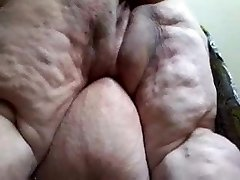 Grandmother ssbbw monster