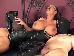GeorgeusDom With Bisexous slave