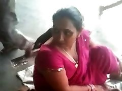 Busty Indian Milf on a Teach Station 2 (o) (o)
