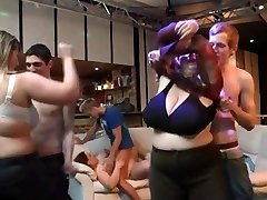 He bangs massive titties plumper at bbw soiree