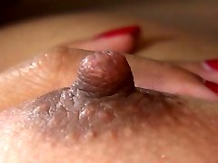 Asian titty fuck is titillating
