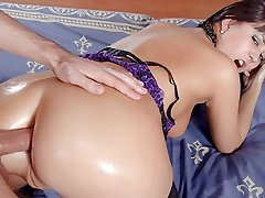 Anastasia II in Russian Buttfuck Girls 2, Scene 2 - Unrighteous