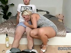 German 18year aged Sister and Step-Brother in Privat SexTape