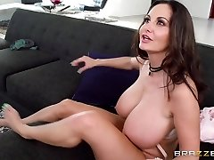 Ava Addams & Xander Corvus in Mommy Hands Off My Bf - Brazzers