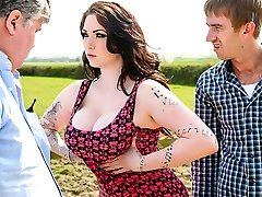 Harmony Reigns & Danny D in Little Brit Pipe-Whore - Brazzers