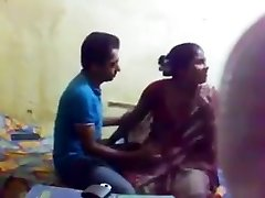 Bangla shy gf boob suck and beaver lick