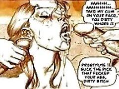 Hard-core Sexual Fetish Comic
