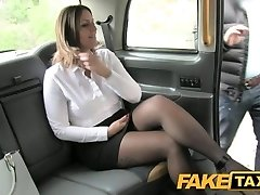Fake Taxi Cracking arse and fine tits