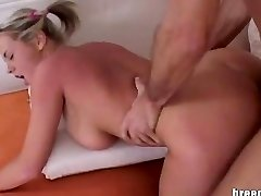 Sucked Aaliyah Love takes the THROATFUCK ch