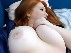 Large breasted babe
