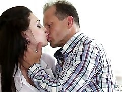 Bosomy hoe Aletta Ocean fucked by extremely super-naughty man