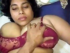 Indian Aunty Poke