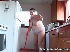 My hottest BBW grandmothers collection
