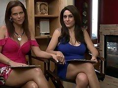 Raylene and Aryana Augustine Lesbian Venture
