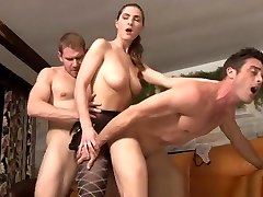 Amazing First-timer record with Pussy Eating, Big Tits scenes