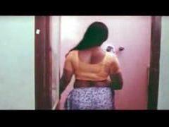 Super-steamy Tamil Maid
