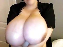 Monster boobs oil