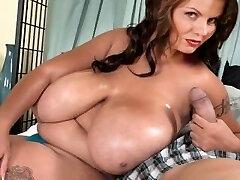 Milena Velba Fakes, does pornography