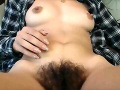 One hairy bush