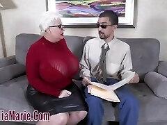 Fat Ass Monster Saggy Tit Plump Slut Claudia Marie Fucked