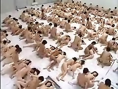 Ample Group Sex Orgy