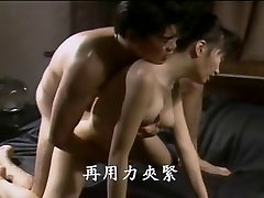Uncensored vintage japanese movie